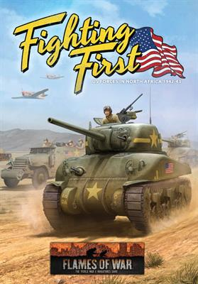 Flames of War Fighting First Book | Boutique FDB