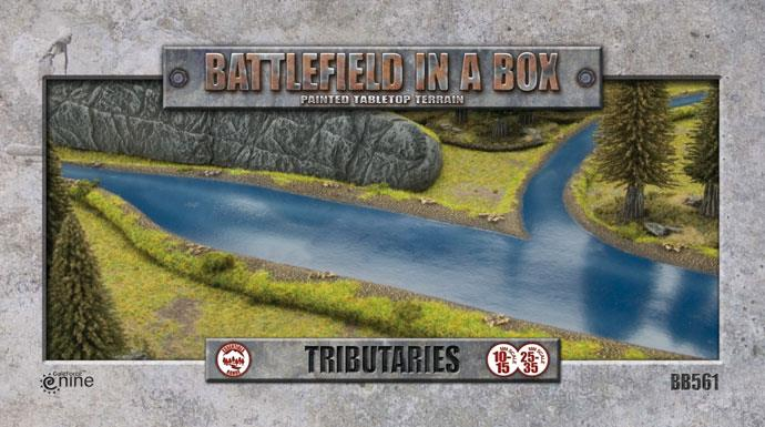 Battlefield in a Box Tributaries | Boutique FDB