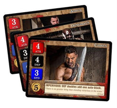 Spartacus: A Game of Blood and Treachery | Boutique FDB