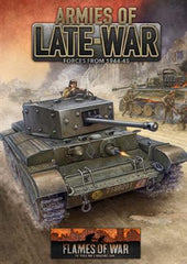 Flames of War Armies Of Late War Book