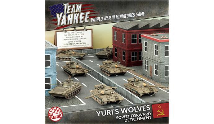 Yuri's Wolves | Boutique FDB
