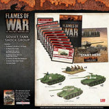 Flames of War Soviet Shock Tank Group