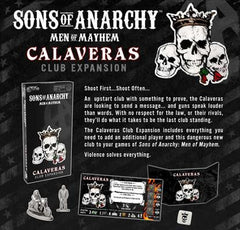 Sons Of Anarchy Game: Calaveras | Boutique FDB