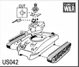 Flames of War M4A1 Sherman