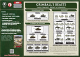 Flames of War Grimball's Beasts, American Army Deal