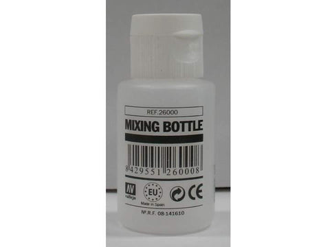 Medium Mixing Bottle  ref.26000 - Vallejo