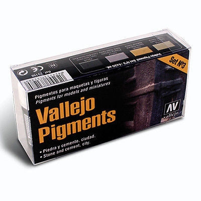 Vallejo Pigment Set | Boutique FDB