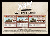 PAVN Unit Cards - Forces in Vietnam
