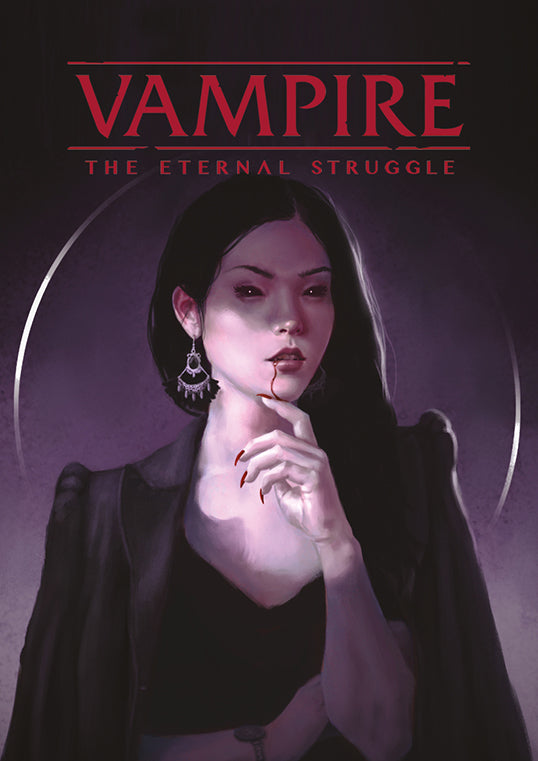 Vampire: The Eternal Struggle Fifth Edition Ventrue Deck | Boutique FDB
