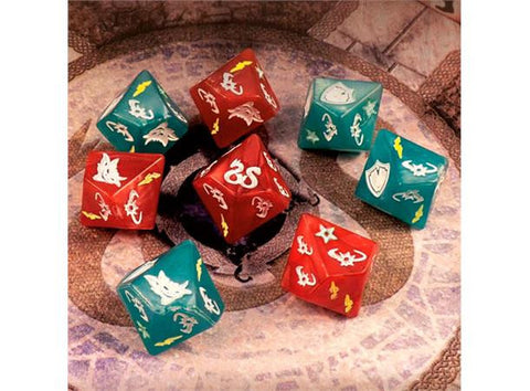Sword and Sorcery Custom Dice Pack
