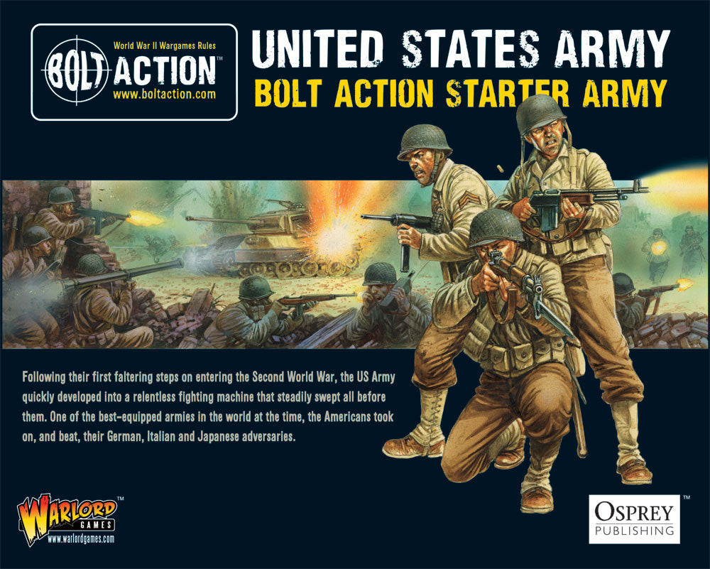 US Army (starter 1000pts) | Boutique FDB
