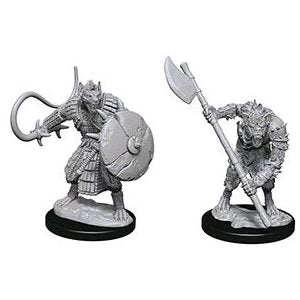 Pathfinder Deep Cuts Unpainted Miniatures: Gnolls | Boutique FDB