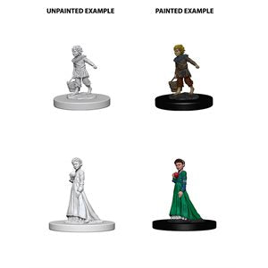 Pathfinder Deep Cuts Unpainted Miniatures: Wave 4: Children | Boutique FDB