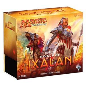 Magic the Gathering: Rivals of Ixalan Bundle