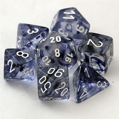 Chessex 7 dice set CHX27408