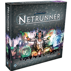 Android Netrunner The Card Game Revised Core Set