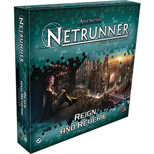 Android Netrunner The Card Game : Reign and Reverie | Boutique FDB