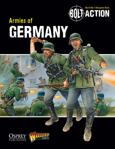 Armies of the Germany First Edition Rulebook