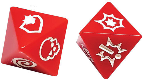 Marvel: Crisis Protocol Dice Pack | Boutique FDB