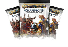 Warhammer Champions TCG Booster Pack