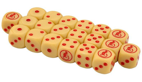 Flames of War Desert Rats Dice