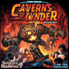 caverns of cynder