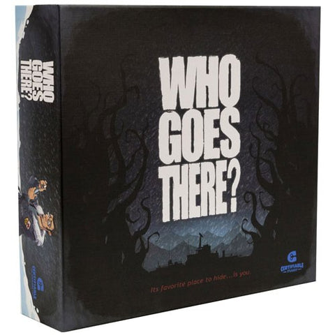 Certifiable Studio : Who Goes There? Deluxe Edition