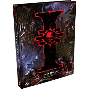 Dark Heresy Second Edition Core Rulebook | Boutique FDB