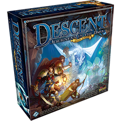 Descent: Journeys in the Dark Second Edition