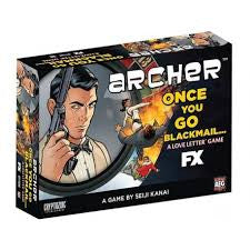 Archer once you go blackmail