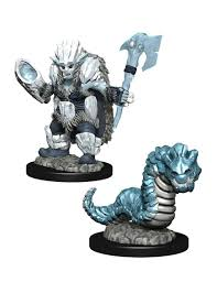 Ice Orc and Ice Worm | Boutique FDB