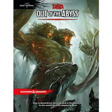 Dungeons & Dragons (5th Ed.) Out of the Abyss