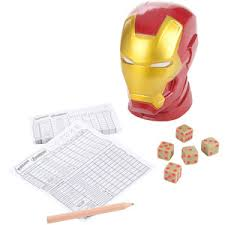 Yahtzee Avengers Age of Ultron Iron Man (open)