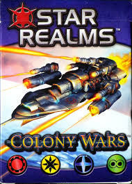 Star Realms Colony wars deck | Boutique FDB