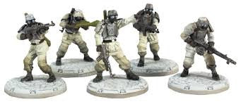 Dust Recon Grenadiers