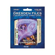 the dresden files expension 2 helping hands