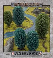 Battlefield in a box Large Wood | Boutique FDB