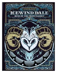Icewind Dale Rime of the Frostmaiden COLLECTOR | Boutique FDB