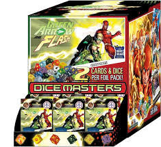 Green Arrow and Flash Dice Master Box