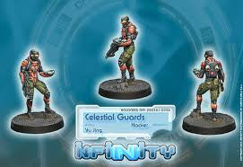 Infinity : Celestial Guards Hacker | Boutique FDB