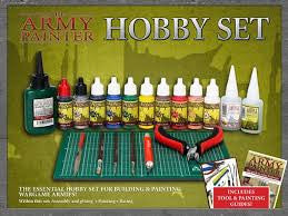 Hobby set army Painter
