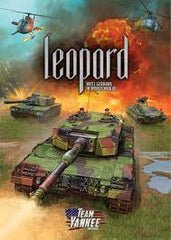 Leopard west germans in WW 3