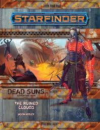 SF4 Starfinder Adventure Path: The Ruined Clouds