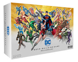 DC Comics DBG Multiverse Box | Boutique FDB