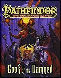 PATHFINDER RPG: BOOK OF THE DAMNED