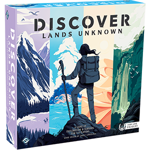 Discover: Lands Unknown | Boutique FDB