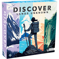 Discover: Lands Unknown