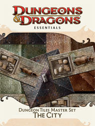 Dungeon Tiles Master Set The City
