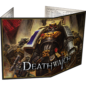 Deathwatch Game Master's Kit | Boutique FDB