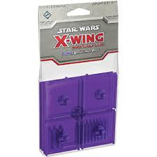 X-wing Purple bases and pegs